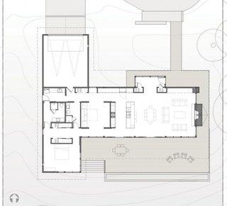 7 Plan casa la tara cu design modern