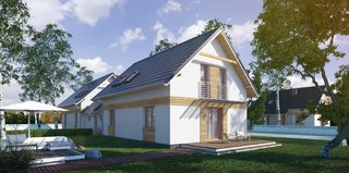 Casa duplex cu garaj