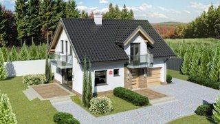 Casa frumoasa P+M