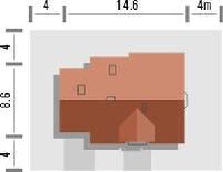 Dimensiuni teren casa cu suprafata de 120 mp