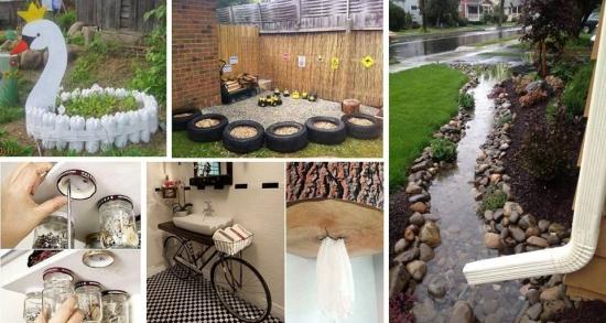 Proiecte DIY practice si inovative pentru casa si gradina