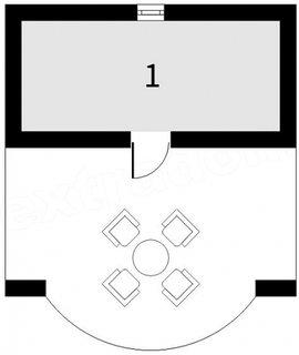Schita interior foisor