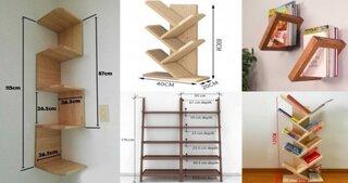 Modele de etajere supendate