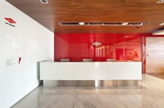 Receptii de birouri si sali de asteptare - 30 de idei de amenajare in imagini