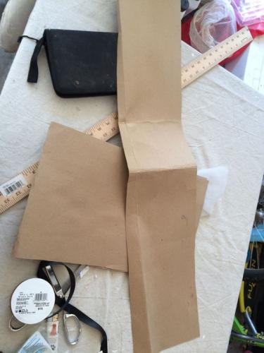 Realizare tipare pentru material