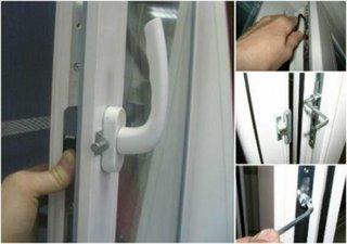 Reglaje pentru geamuri termopan
