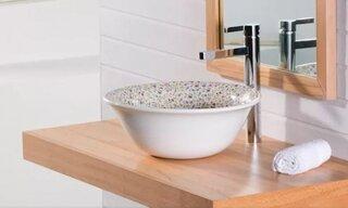 Schimba chiuveta din baie cu una moderna