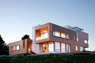 Proiect de casa moderna