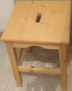 Reparare taburet de bucatarie
