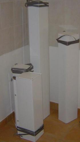 Rulouri exterioare pentru termopane | Montare