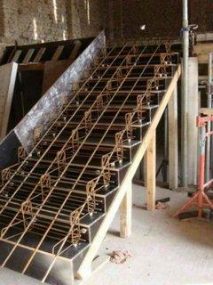Construire scara interioara casa