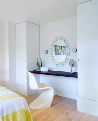 Scaun plastic dormitor