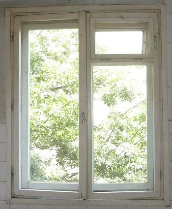 Schimbare geamuri vechi de la bucatarie