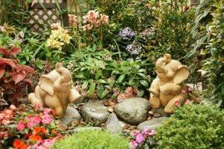 Figurine decorative pentru gradina