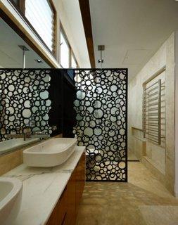 Divider din PVC pentru baie