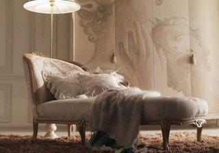 Chaise longue model clasic francez