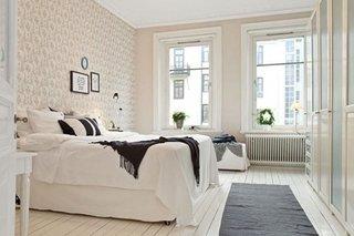 Dormitor matrimonial in imobil vechi