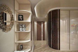 Idee amenajare hol cu dulapuri
