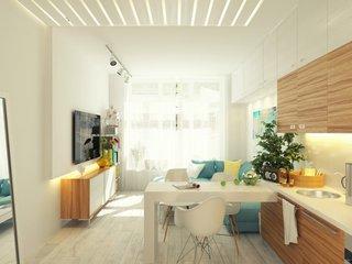 Compartimentare eficienta apartament mic