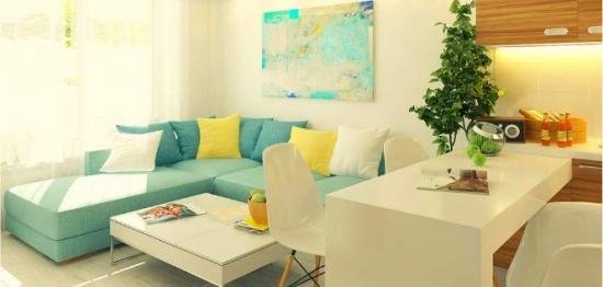 Solutie optimizare spatiu apartament mic