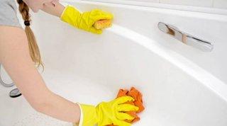 Solutii eficiente pentru curatare cada
