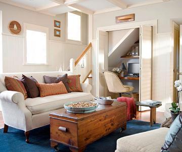 Solutii de amenajare a spatiilor mici potrivite pentru fiecare camera