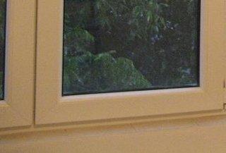 Termoizolare cu geam termopan si tamplarie PVC