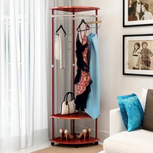 Mobilier depozitare colt camera