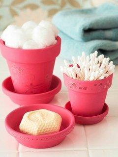 Idee originala pentru depozitarea produselor cosmetice mici