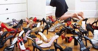 Idei pentru depozitarea eficienta a pantofilor in casa