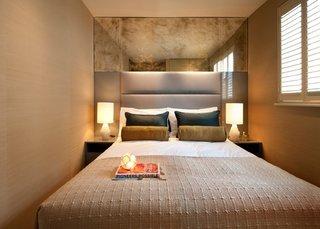 Decor dormitor modern ingust