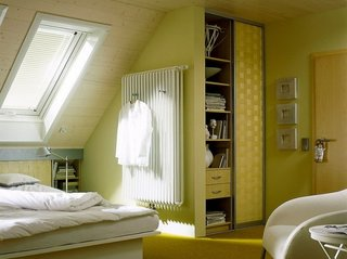 Dulap dormitor mansarda