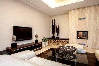 Comoda moderna din lemn