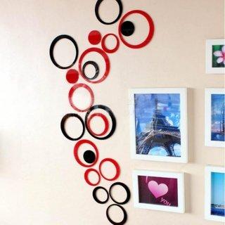 Inele decorative pentru decor perete