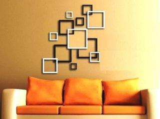 Joc forme geometric pentru perete