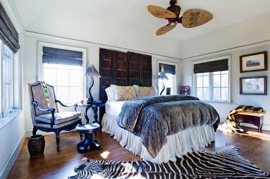 Lustra dormitor cu ventilator