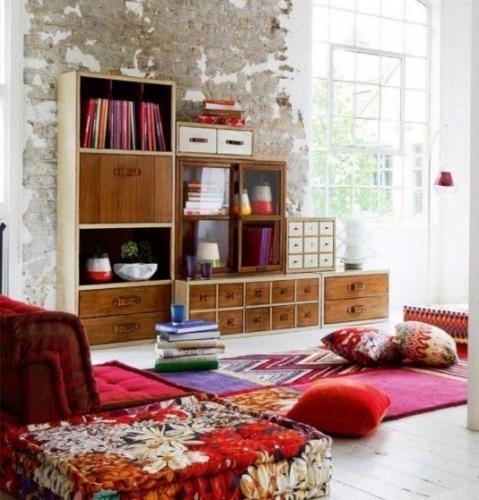 Living in stilul country cottage - cateva idei deosebite de amenajare