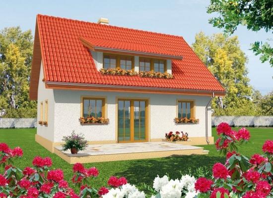 Care este suprafata ideala pentru constructia unei case?