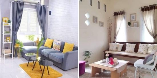 Surse de inspiratie in decorarea livingurilor mici