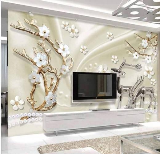 Tapet decorativ 3D