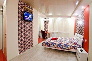 Dormitor cu tavan extensibil