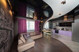 Open space cu tavan pe 2 niveluri