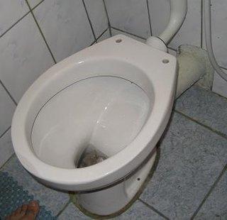 Obiecte sanitare teava scurgere WC inainte