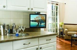 Mecanism fixare televizor de mobila bucatarie