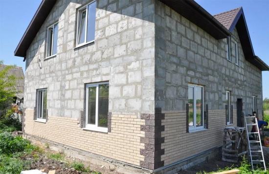 Casa termobeton