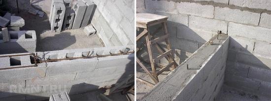 Constructie termobeton