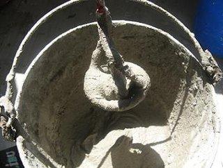 Amestecare mortar pentru aplicarea tencuielii