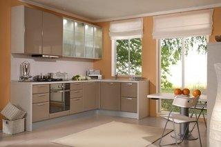 Design modern bucatarie