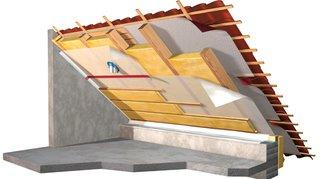 Straturi termoizolatie acoperis
