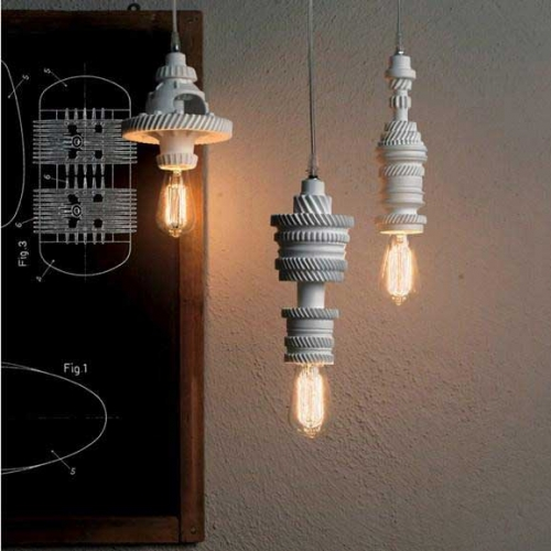 Lampi minimaliste plafon
